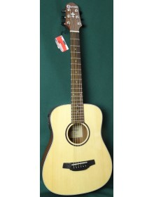 Crafter HX-250  Travel Acoustic Guitar