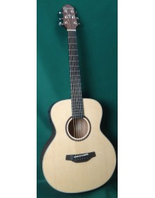 Crafter HM-100E/op 3/4 New  Acoustic Guitar