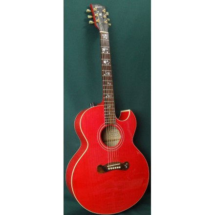 Gibson Starbust Acoustic Guitar