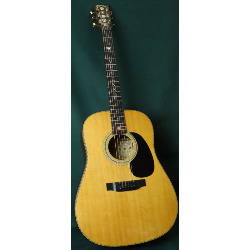 Martin Veterans Guitar c2002
