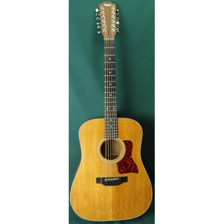 Taylor 450 12 String Acoustic