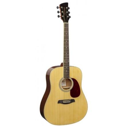 Brunswick  BD-200  Acoustic Guitar