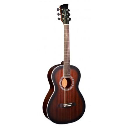 Brunswick  BP-200 Acoustic Travel Guitar