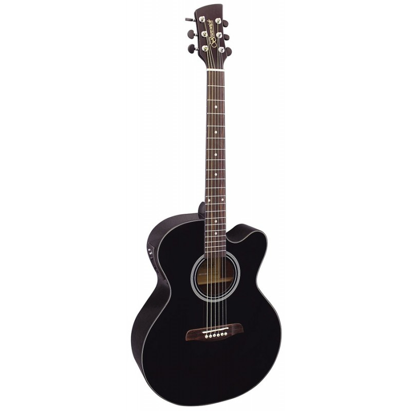 000 Small Body Acoustic Electric Guitar With Built In Tuner Lustrous Hearty Sigma 000me Acoustic Electric Guitars