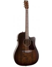 Art & Lutherie Americana CW Bourbon Burst  Acoustic Guitar