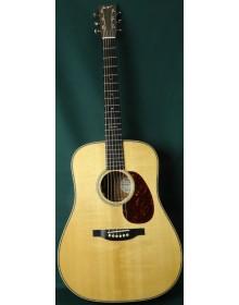 Bourgeois Ray La Montagne  Signature model Acoustic Guitar.