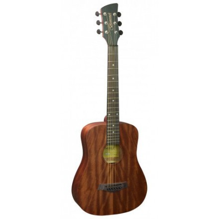 Brunswick  BT-200 Acoustic Travel Guitar