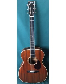 Collings OM-2HM Used Acoustic Guitar Mahogany