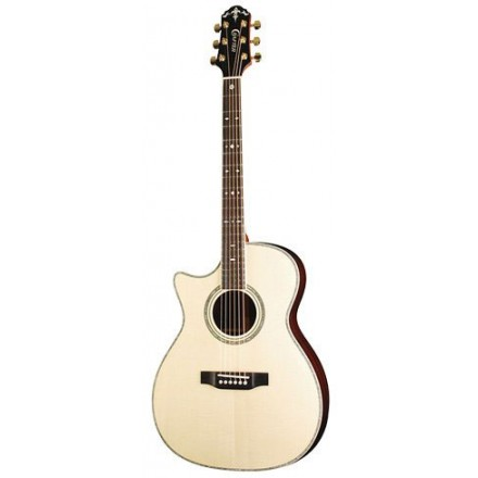 Crafter TC-035N L/H Electro Acoustic Guitar