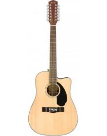 Fender CD-60SCE Dreadnaught 12 string Acoustic Guitar