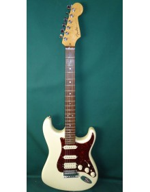 Fender American Deluxe HSS Stratocaster Electric Guitar