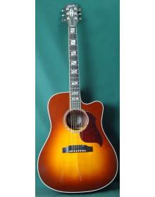 Gibson Songwriter cutaway progressive Acoustic Guitar