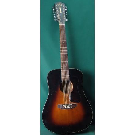 Guild D-212 12 String Acoustic Guitar