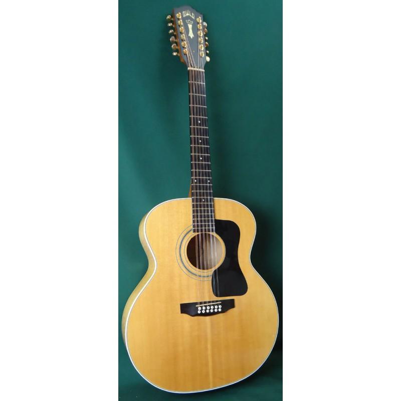 guild jf 30 12 acoustic guitar frailers guitar banjo shop. Black Bedroom Furniture Sets. Home Design Ideas