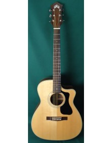 Guild GAD F-130CE Used Orchestra Acoustic Guitar