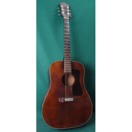 Guild D-25 Used Acoustic Guitar