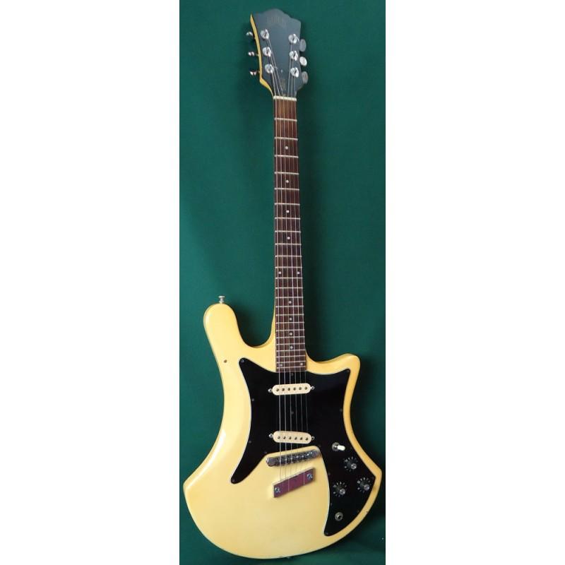 guild s60 d electric guitar c1978 used frailers guitars banjos. Black Bedroom Furniture Sets. Home Design Ideas