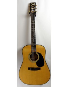 Martin DVM Veterans model Acoustic Guitar