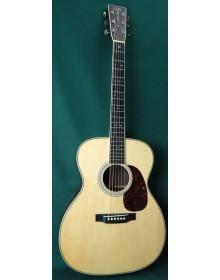 Martin 0000-28H Custom Shop  c2010 Used Acoustic Guitar