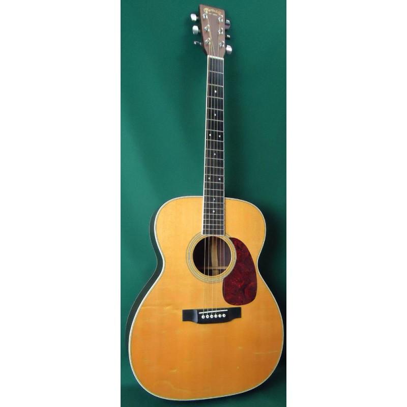 martin m 36 used acoustic guitar frailers guitar banjo shop. Black Bedroom Furniture Sets. Home Design Ideas