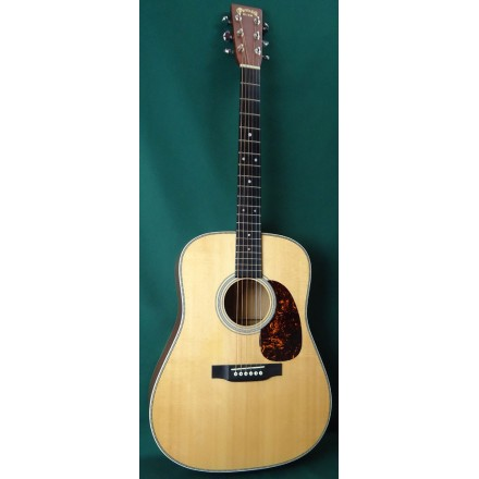 Martin HD-28 Custom Shop Acoustic Guitar