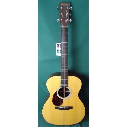 Martin OM-21 LEFT HAND Re-Imagined Acoustic Guitar
