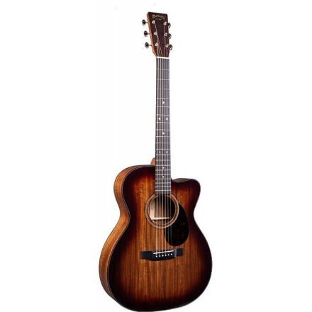 Martin OMC-16E Ovangkol Burst Acoustic Guitar