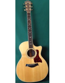 Taylor  814CE c1998 Used Acoustic Guitar