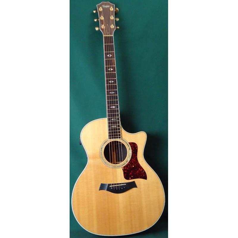 taylor 814ce c1998 used acoustic guitar frailers guitar banjo shop. Black Bedroom Furniture Sets. Home Design Ideas