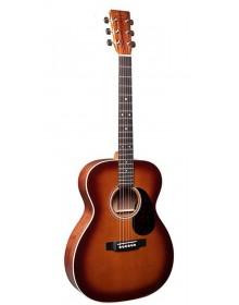 Martin 000E Black Walnut Acoustic Guitar.
