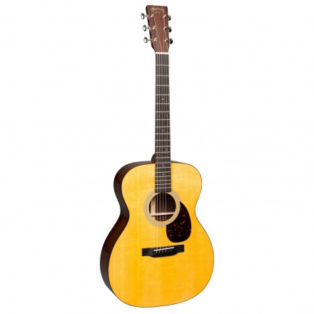 Martin OM-21 Re-Imagined Acoustic Guitar