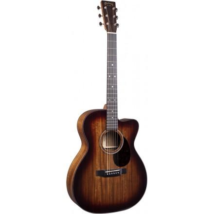 Martin OMC-16E Burst Acoustic Guitar,