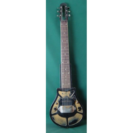 National Aluminum Lap Steel Guitar
