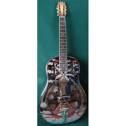 National Style O 12 Resonator Guitar