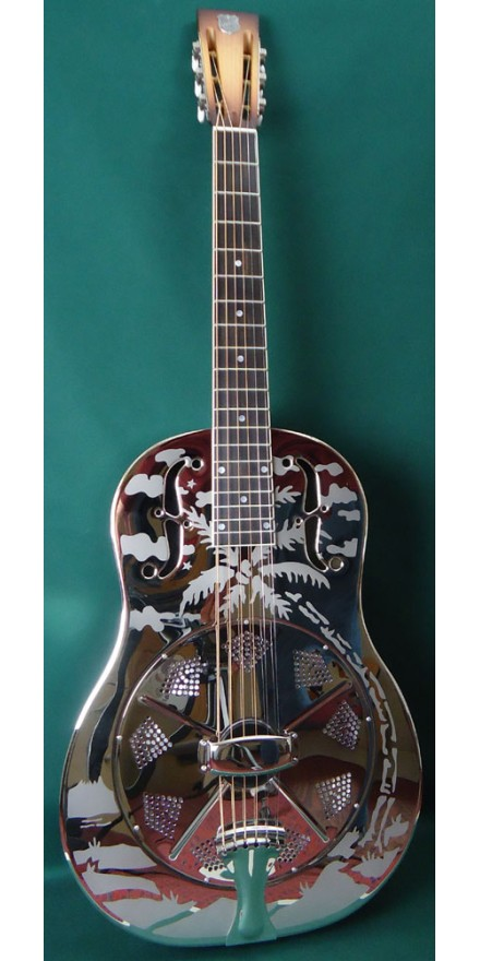 National Style O 12 fret Guitar