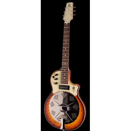 National Resoelectric Guitar