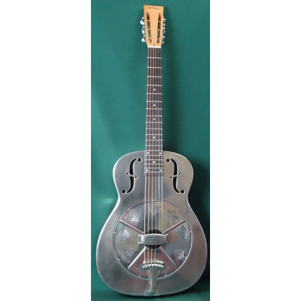 National NRP 14 Fret Steel Resonator Guitar