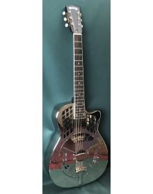 National Reso Rocket  Resonator Guitar