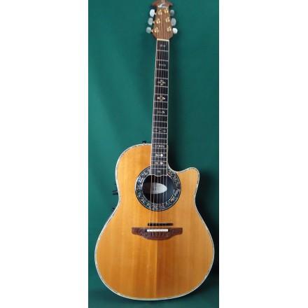 Ovation Custom Legend Electro Acoustic Guitar