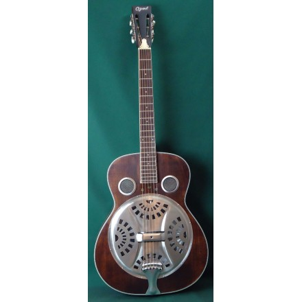 Ozark 3515DD Resonator Guitar