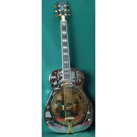 Ozark 3515BTE Thinline NEW Resonator Guitar