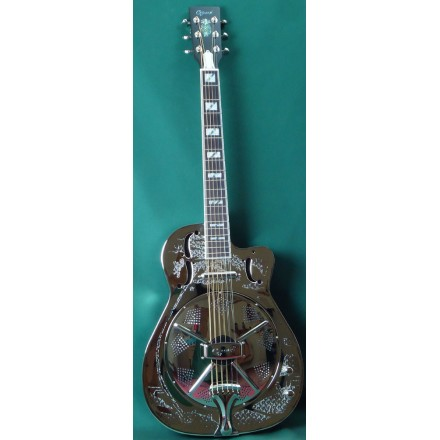 Ozark 3515BTEC Thinline NEW Resonator Guitar