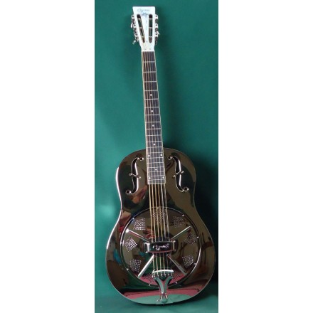 Ozark 3615 deluxe resonator guitar