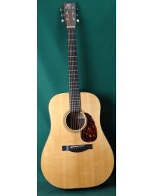 Santa Cruz Pre War D Used Acoustic Guitar