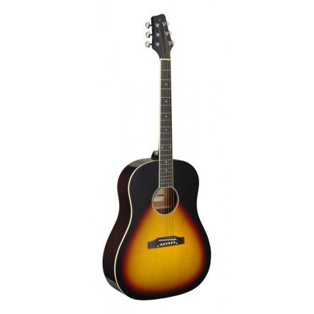 Stagg SA35 -SA NEW  LEFT HAND Acoustic Guitar