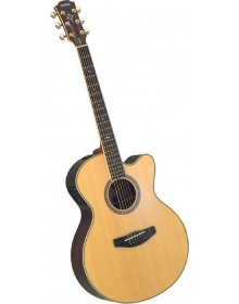 Yamaha CPX-8 Compass Used  acoustic Guitar.