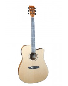 Tanglewood DBT DCE FMH NEW Acoustic Guitar.