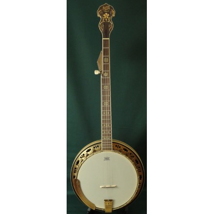 Barnes & mullins Troubador Aged Banjo