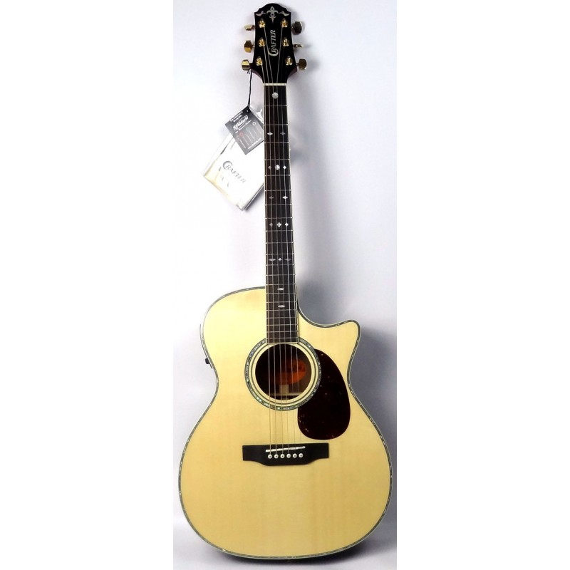 Crafter TC-035N Electro Acoustic Guitar