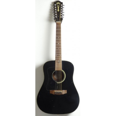 Guild D-25 -12 LEFT HANDED GUITAR Acoustic Guitar